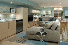 Basement Remodels / by HGTVRemodels.com
