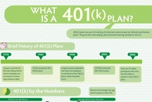 Personal Finance Infographics / Guidance and information to aid in your financial planning / by Kapitall