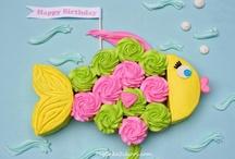 Fun Cakes / by Jennifer Kleitsch