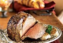 Beef/Pork/Lamb/Venison / by Diana Fishman