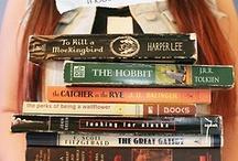 bookworm! / by Kimberly Jones