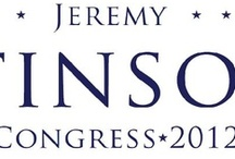 Jeremy Stinson for Congress - MD 5th District / Our district and our nation are once again approaching a pivotal time in history where we are presented with a choice, a choice of the status quo and staying the course on an unsustainable path - OR - a choice of a new leader with new ideas, a fresh perspective, and none of the old allegiances to political parties or special interests. / by Word of Mouth Events