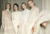 H a u t  e C o u t u r e / YSL, Chanel, LV, Valentino, Prada, Balenciaga.....Etc.... / by Alicia Stander