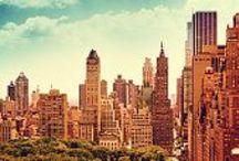 New York M i n u t e...<3 / by Alicia Stander