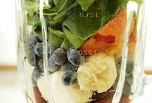 Vitamix Recipes / by Tracy Russell
