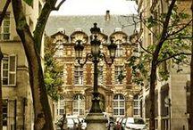 ~ France ~ / by Cathi Rafalski