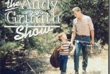 The Andy Griffith Show / Mayberry, North, Carolina small town wholesome TV show / by Kathy Mills