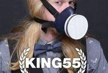 KING55 WINTER F/W2014 / by King 55