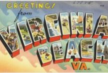 Virginia Beach, VA & Surrounding Cities / by Tammy Marcuzzo (Recipes, DIY Tips & Ideas and Anything Else I Want to Add)