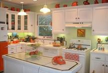 kitchen dreaming / by Cynthia Tupper