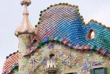 Travel Spain / by Kathy Beaton