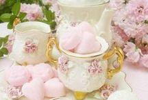 tea party / love the classy styles of tea partys  / by vanessa sexy vampire Williamson