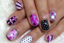 fingernails / by Jalena Tempel Preeshl