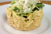 Food: Salads / by Tonya Marksteiner