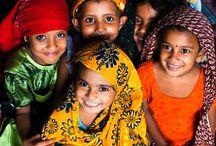 Children Worldwide / Children around the world. / by Diane Stauffer