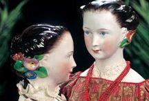 Vintage Girls & Dolls / by Diane Stauffer