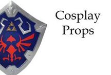 COSPLAY PROPS / Get your handmade props from our team!  / by COSPLAYHOUSE