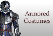 Armored Cosplay Costumes / Take a look at our Cosplay Armor!   http://www.cosplayhouse.com/armored-cosplay-costumes.html / by COSPLAYHOUSE