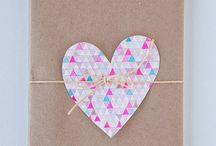 Gift Wrapping Ideas / by Rachelle Sarra