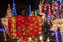 Holiday Curb Appeal Inspiration / Inspiration for Holiday Curb Appeal contest / by Mail Boss