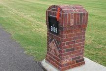 DIY Mailbox Customization / by Mail Boss