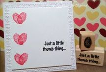 Hambo Stamps projects (for fun and inspiration!) / Creations by the Bacon Bits Design Team and Friends of Hambo Stamps / by Hambo Stamps