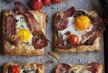 breakfast  / by Sarah | The Pajama Chef