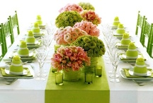 TableScapes / by Julie Lipp