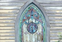 Doors and Windows and Gates...Oh My! / by Faith Squared