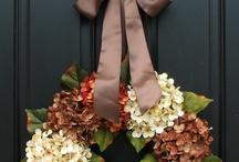 Wreath ideas / by Debra Griesel