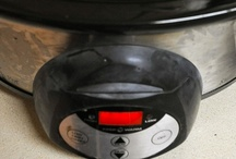 Crockpot Cooking Time / by Christie L.