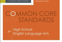 Common Core and HS / by Christie L.