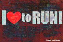 Running / #loverunning  #running  #hardlopen #loopmaatjes #pilates  / by Do van der Zwaag