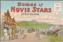 Famous Digs / Mostly Movie Stars & Their Beautiful Homes / by Sally Vangorkom