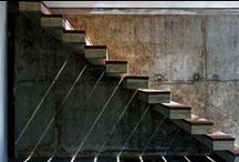 Unique Stairs / Collection of Unique Stair images curated by Source-Book.com / by Source-Book.com