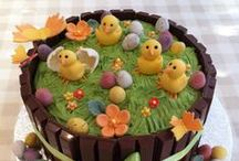 Easter Treats / Lot's of fun ideas for the Easter weekend!  / by Disney Cakes & Sweets