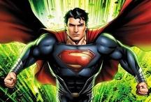 Superheroes / by Robert Baena