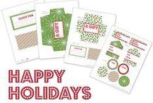 Printable Christmas / by nane ba