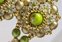 Round Druks Inspiration / by Nirvana Beads- Designs with our beads