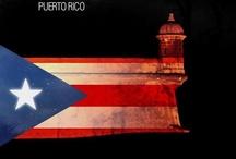 Puerto Rico-The Caribbean pearl! / by Adina Rivera