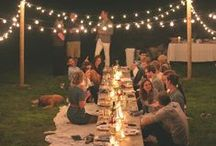 Proper Parties / Holiday and party ideas. / by Zoe Brakaen