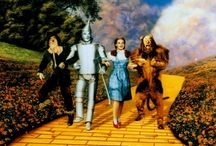 The Wizard of Oz / by Di's Lil' Treasures at Etsy