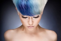 Colorful Hair / I don't know about hair dye or brands. I just love colorful hair. Info about dye/brands maybe found on the website I pinned from. Also, some hair maybe edited but IDC because if it's unique or a pretty color, I'm pinning it. ENJOY! / by Angel