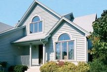 Windows  / Asher Lasting Exteriors sells and installs replacement windows, storm windows, skylights & sun tunnels, as well as bay windows. / by Asher Lasting Exteriors