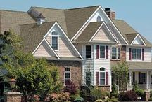 Roofing / by Asher Lasting Exteriors