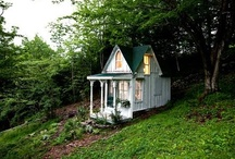 Love of tiny houses  / by cherie Lindsey