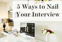 Profilia CV - Interviews, tips & advice / by Profilia CV - Resume Writing