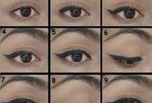 Eye Makeup Tutorial / by Poonam Jain