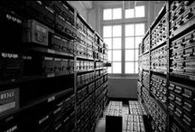 Vintage Industrial Storage / by Shop Storage Cabinets