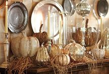 Fall Decor Autumn / by Beth Turner